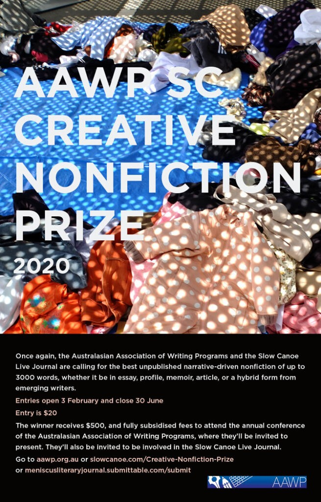 AAWP SC Creative Nonfiction Prize